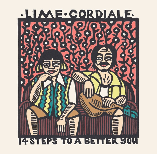 14 Steps To A Better You by Lime Cordiale