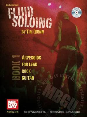 Fluid Soloing: Bk. 1 by Tim Quinn image