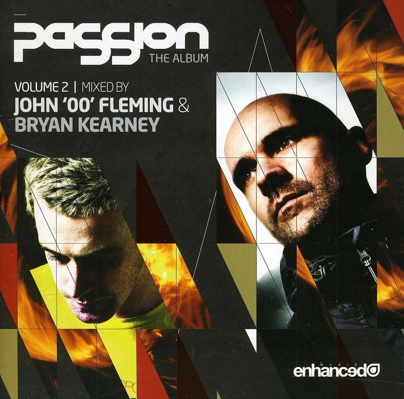 Passion - The Album Volume Two Mixed By John '00' Fleming And Bryan Kearney (2CD) by Various image