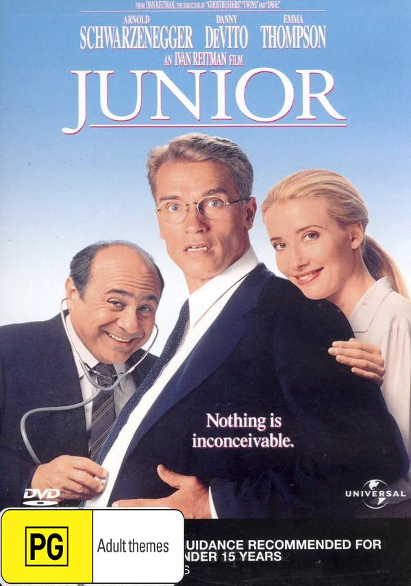 Junior on DVD image