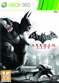 Batman: Arkham City for X360