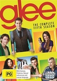 Glee - The Complete Fifth Season DVD