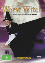Worst Witch Series 1 And 2 (4 Disc Set) on DVD