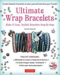 Ultimate Wrap Bracelets Kit by Patrizia Valsecchi