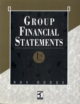 Group Financial Statements by Roy Dodge image