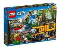LEGO City - Jungle Mobile Lab (60160)