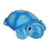 Cloud B Twilight Turtle Night Light - Blue