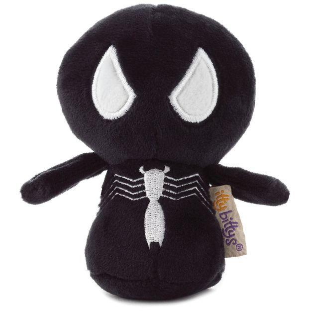 """itty bittys: Symbiote Spider-man - 4"""" Plush image"""