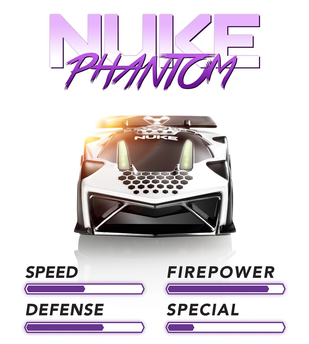 Anki Overdrive Expansion Car - Nuke Phantom image