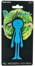 Rick and Morty: Mr Meeseeks Keychain