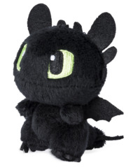 How to Train Your Dragon 3: Dragon Egg - Mystery Plush (Assorted Designs) image