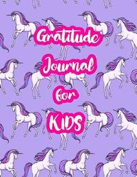 Gratitude Journal for Kids by Aliana Padilla image