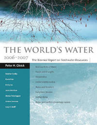 The World's Water 2006-2007 by Peter H. Gleick image