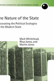 The Nature of the State by Mark Whitehead