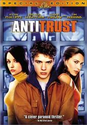 AntiTrust (Special Edition) on DVD