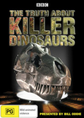 The Truth About Killer Dinosaurs on DVD