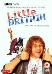 Little Britain - The Complete Second Series (2 Disc) on DVD