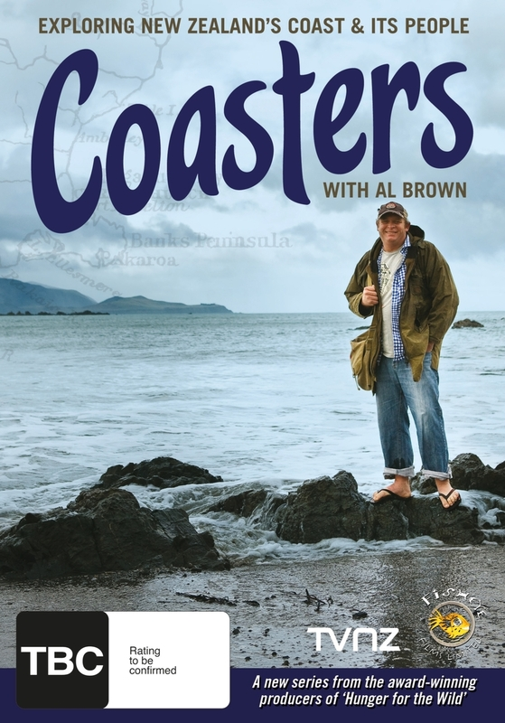 Coasters with Al Brown on DVD