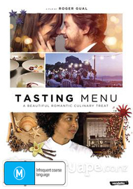 Tasting Menu on DVD