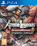 Dynasty Warriors 8: Xtreme Legends for PS4