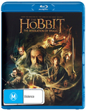 The Hobbit: The Desolation of Smaug on Blu-ray