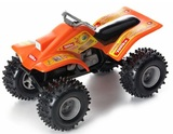 Tonka: All Terrain ATV Vehicle - Orange