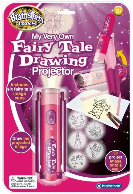 Brainstorm Toys: My Very Own Fairy Tale Projector