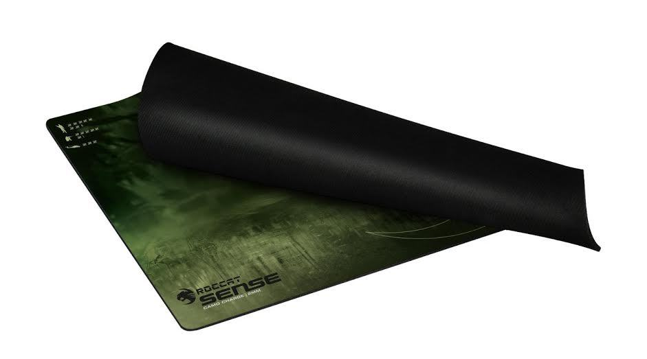 ROCCAT Sense High Precision Gaming Mousepad - Camo Charge for PC Games image