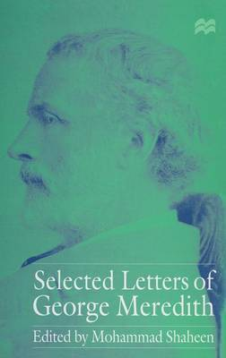 Selected Letters of George Meredith by Mohammad Shaheen image