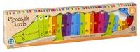 Orange Tree Toys: Alphabet Crocodile Puzzle