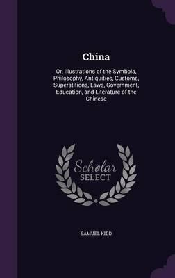 China by Samuel Kidd