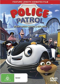 Police Patrol on DVD