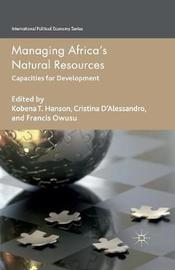 Managing Africa's Natural Resources
