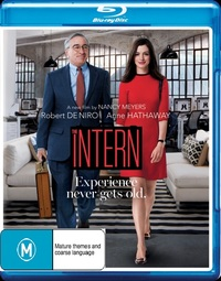 The Intern on Blu-ray
