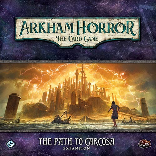 Arkham Horror - Path to Carcosa Expansion image
