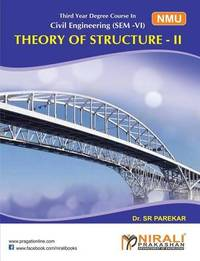 Theory of Structure- II by Dr S R Parekar
