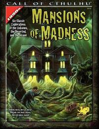 Mansions of Madness by Chaosium RPG Team