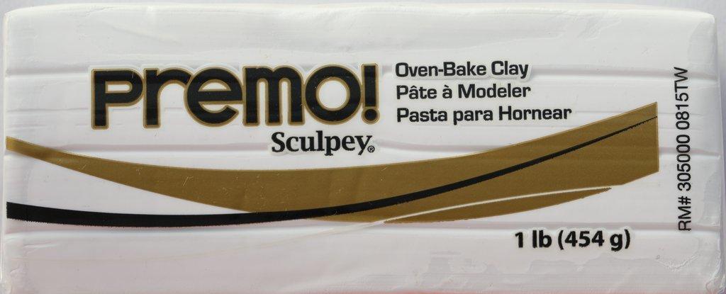 Sculpey Premo White (454g) image