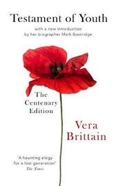 Testament Of Youth by Vera Brittain