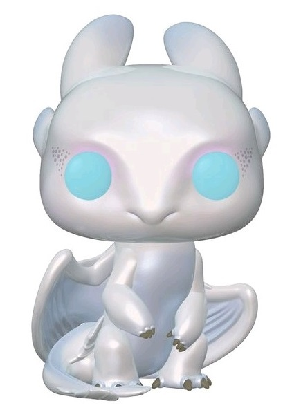 How To Train Your Dragon 3: Light Fury - Pop! Vinyl Figure