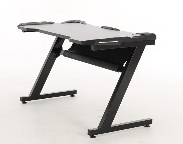 Playmax Gaming Desk - Black for