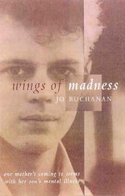 Wings of Madness by Jo Buchanan image