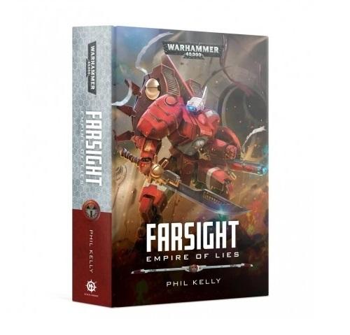 Farsight: Empire of Lies (Hardback) by Phil Kelly