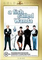 Fish Called Wanda - Gold Edition (2 Disc Set) on DVD