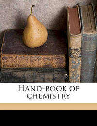 Hand-Book of Chemistry Volume 10 by Leopold Gmelin