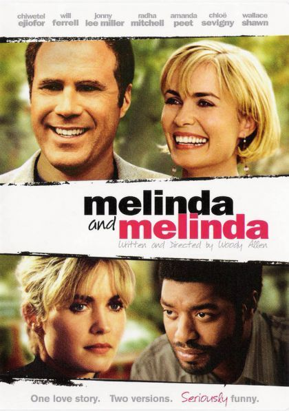 Melinda & Melinda on DVD