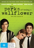 Perks of Being a Wallflower DVD