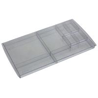 Esselte Nouveau Drawer Tidy - Clear