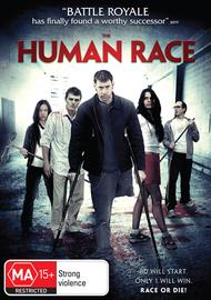 The Human Race on DVD