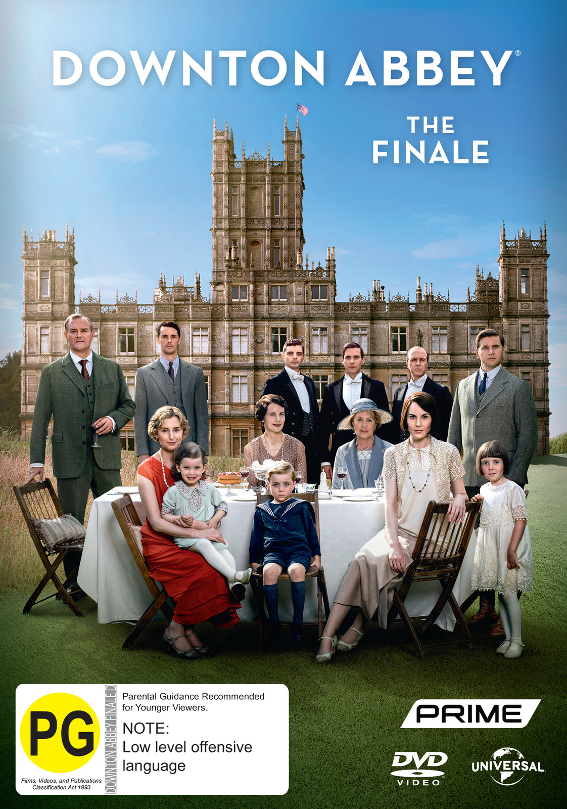 Downton Abbey: Christmas 2015 - Final Episode on DVD image
